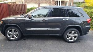 2011 Jeep Grand Cherokee Ltd - $11,400