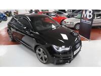 2013 AUDI A1 2.0 TDI S Line Black Edition