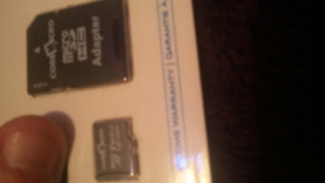 128 GIG SD card brand new unopened