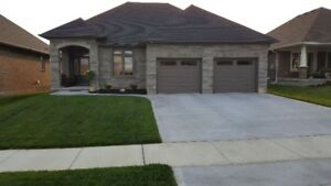 New Quality built home in Tillsonburg