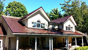 Metal roofing from Europe! Kawartha Lakes Peterborough Area image 10