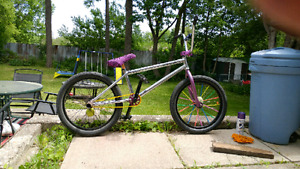 Bmx trade for dirt jumper
