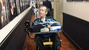 I have Duchenne Muscular Dystrophy. Can you help me out? ? ?