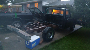 67-72 gmc,chevy rolling frame