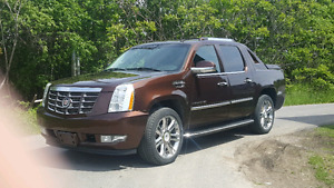 2007 Cadillac escalade ext pick up