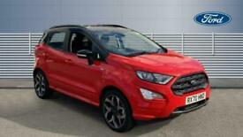 image for 2020 Ford Ecosport 1.0 EcoBoost 140 ST-Line 5dr Petrol Hatchback Hatchback Petro