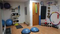 Women's Personal Training Private Studio Sherwood Park