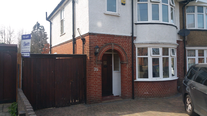 Excellent 3 Bedroom House Luton Very Clean In Luton Bedfordshire Gumtree Download Free Architecture Designs Lukepmadebymaigaardcom