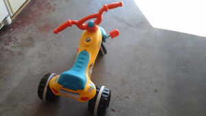 tricycle  Diego character