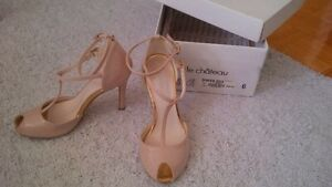 Le Chateau Heels *NEW Lowered Price!*