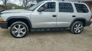 Try Your Trades 2003 Durango 4x4