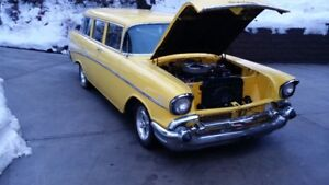 1957 Chev Ready Now To Cruise BC in Style in 2018?