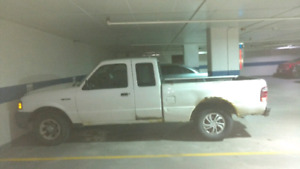2004 ford ranger as is