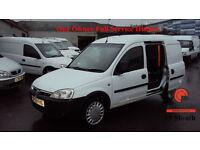 2009 VAUXHALL COMBO WHITE DIESEL VAN 1.3CDTi 16v 2000 NO VAT
