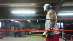 Boxing Fitness with Fresh