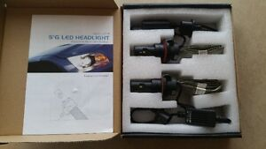 New LED Headlight Bulbs H13