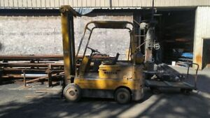 6000 lbs Capacity Forklift