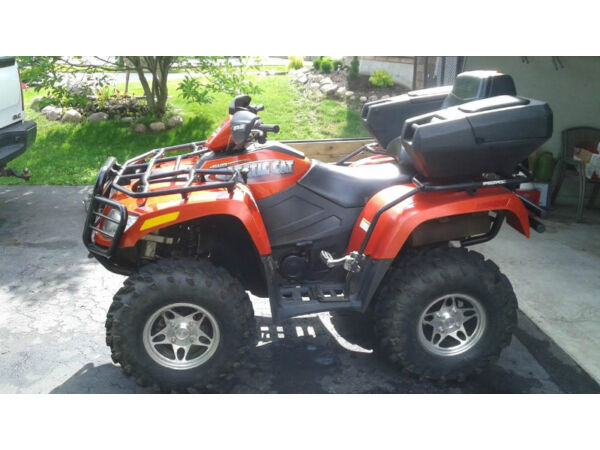 Used 2006 Arctic Cat 700 EFI - SE Limited Edition