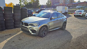 2015 BMW X6 M 4.4  V8 BiTurbo SUV -  LEASE TAKEOVER