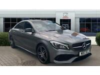 2017 Mercedes-Benz CLA 200d AMG Line 4dr Diesel Saloon Saloon Diesel Manual