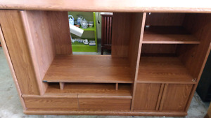 Tv Stand With Lots of Storage Space