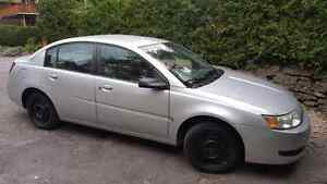 Saturn Ion Very low mileage