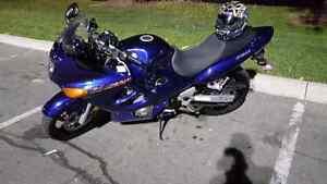 2004 Suzuki Katana 750 -