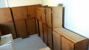 Upper cupboards for sale Kawartha Lakes Peterborough Area image 1