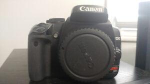 Canon EOS Digital Rebel XTi (a.k.a. 400D) 10.1 Megapixel, SLR, D