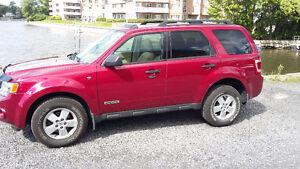 2008 Ford Escape SUV, Crossover