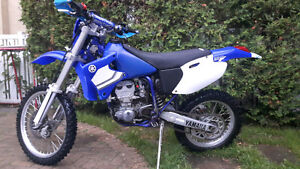 Wr 400 blue plated