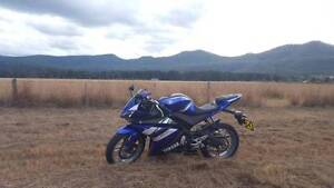 Yamaha R125 Sports Learner Approved Blue Immaculate Newcastle Newcastle Area Preview