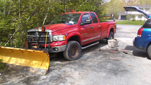 2004 dodge 2500 cummins 6 speed sale or trade