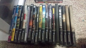 Massive Video Game Lot PS2/3, GC, WII, 3DS/DS, XBOX