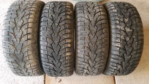 Winher tire Toyo Observe 225/45R17