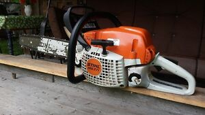 """SCIE A CHAINE STIHL MS 271 """"WOOD BOSS"""""""
