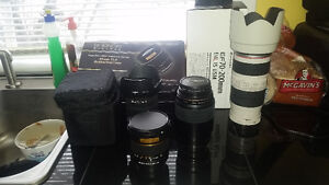 awesome canon lenses for sale