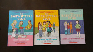 The Baby-Sitters Club (All 3 volumes)