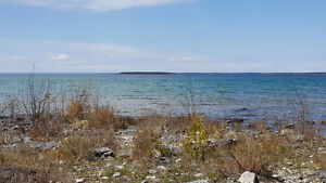 Tobermory Water Access Lot