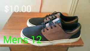 Brand New size 12 Mens shoes Cambridge Kitchener Area image 1
