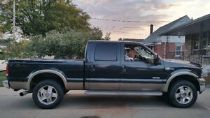 2006 Ford F-250 King Ranch, DIESEL, Reduced $17995