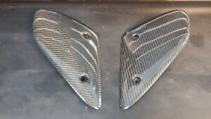 Audi B5 2.7TT Carbon fiber engine covers