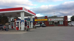 ESSO GAS STATION BUSINESS FOR SALE/LEASE