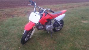 2008 crf 50
