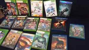 Xbox 360 games and some blurays Cambridge Kitchener Area image 2