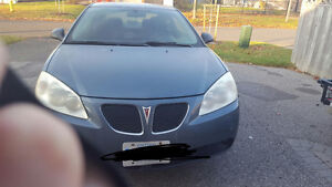 2006 Pontiac G6 Coupe (2 door)