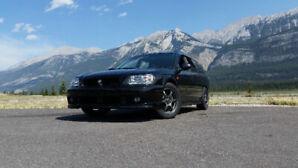 RHD Subaru Legacy GT
