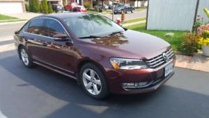 2012 Volkswagen passat tdi comfortline