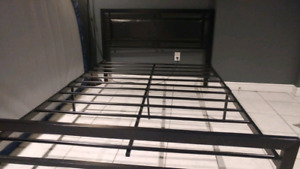 Double bed frame +  mattress/ delivery available