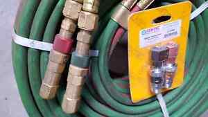 Oxy-fuel hoses brand new